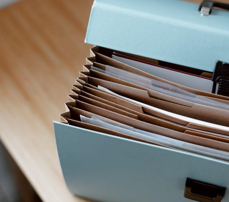 Электронные документы и файлы теперь можно хранить у нотариуса
